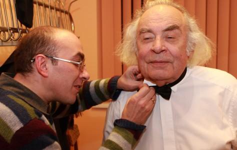 """Svajunas sega maestro Raudonikiui """"varlike"""""""